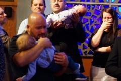 Baby Dedication 2018